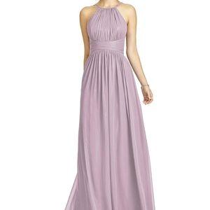 Dessy Chiffon Dress - Style 2969 - Suede Rose - 16
